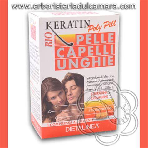 alimenti con collagene integratori contro la caduta dei capelli erboristeria