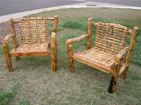 Log Patio Furniture by Ocassional Tables Log Furniture Az
