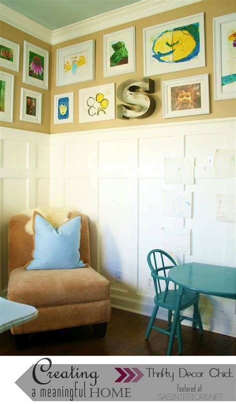 thrifty home decorating blogs creating a meaningful home thrifty decor burger