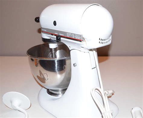 kitchen aid ksm90 ultra power tilt stand mixer 300