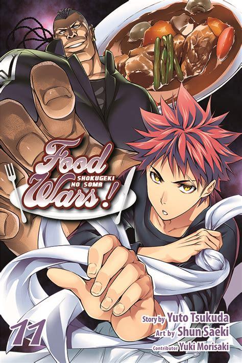Food Wars Vol 2 Shokugeki No Soma review food wars shokugeki no soma vol 11