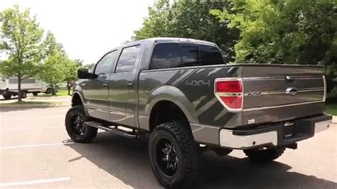 2013 ford f150 xlt lifted wheels tires