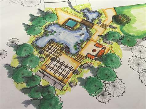 church landscape design