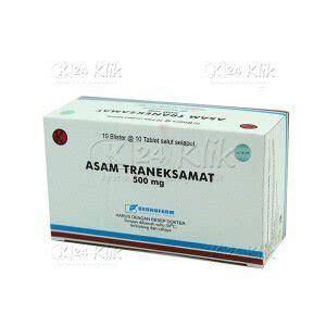 Obat Kalnex jual beli transamin 500mg cap k24klik