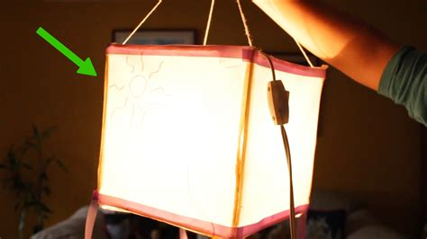 How To Make Paper Ls At Home - how to make diwali lantern with paper 28 images