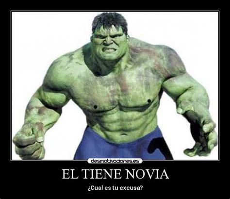 imagenes memes hulk el tiene novia desmotivaciones