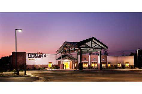 light pine city firstlight pine city clinic healthcare architecture dsgw