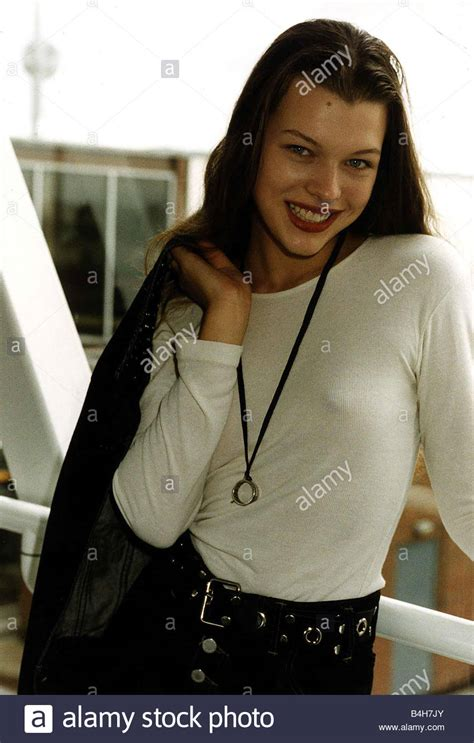 milla jovovich island movie milla jovovich return blue lagoon stock photos milla