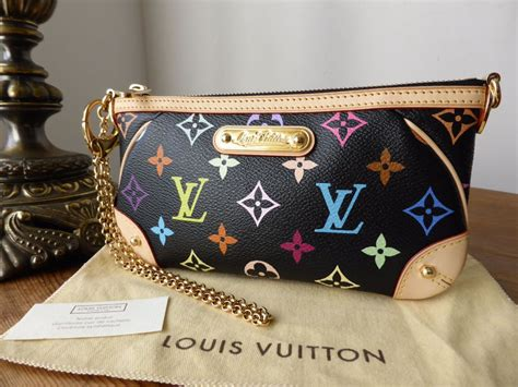 Louis Vuitton Giveaway Louis Vuitton Multicolore Pouchette Mm by Louis Vuitton Milla Pochette Mm In Multicolore Monogram