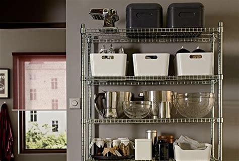 scaffali dispensa scaffali per la tua dispensa cucina ikea