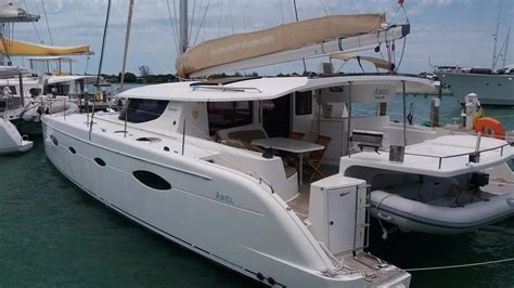 bahamas catamaran sales the multihull company used catamarans for sale 46 50 feet