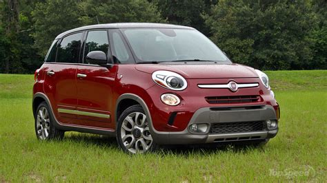 2015 fiat 500l driven review top speed