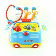 Mainan Dokter Dokteran Kit mainan dokter dokteran set toko bunda