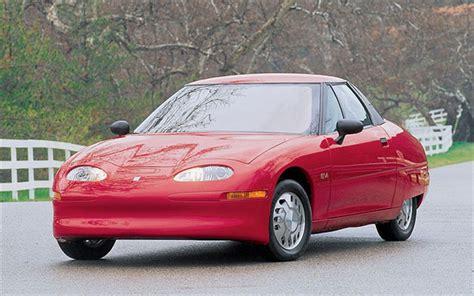 Gm Ev1 Front Quarter Photo #299678   Automotive.com