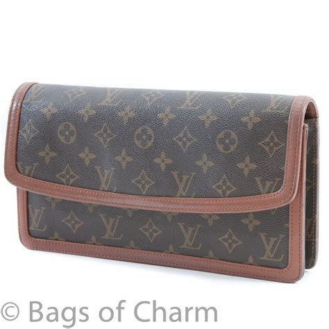 Lv Clutch louis vuitton monogram large vintage clutch lvjp365 bags