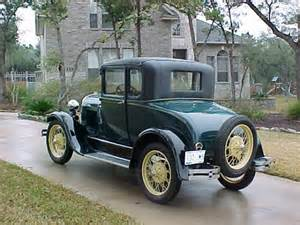 1929 ford model a special coupe 19697