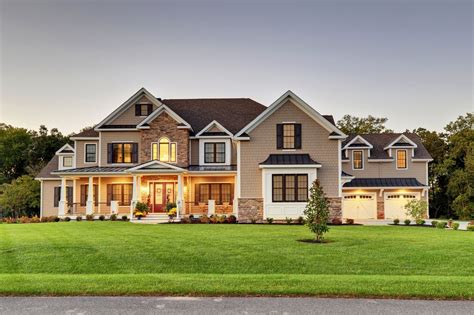 big 2 story houses hawksnest photo gallery of custom delaware new homes by