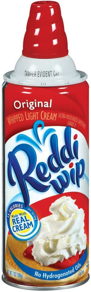 what can you do with whipped cream in the bedroom reddi wip whipped cream in a can this is still one of the