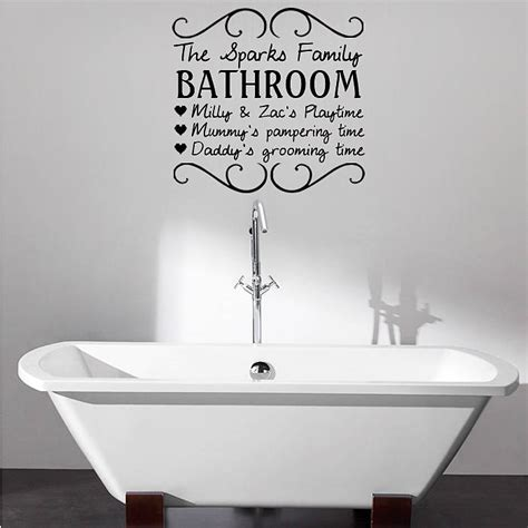wall decals in bathroom bathroom wall stickers 28 images bathroom wall decor