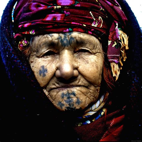berber tattoos inked heritage berber s tattoos in algeria huffpost