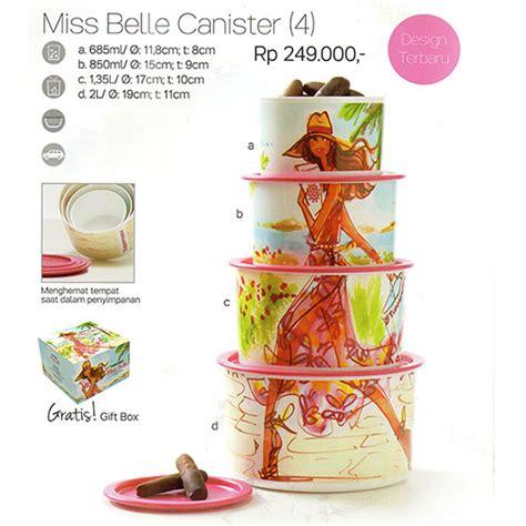 Miss Canister Tupperware miss canister 4 tupperware katalog promo terbaru