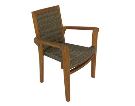 Teak And Wicker Chairs That Fit Any Outdoor Setting Teak And Wicker Outdoor Furniture
