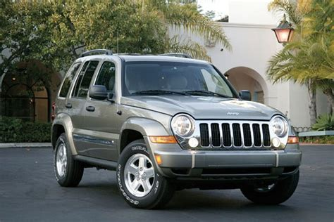 2005 Jeep Liberty Limited Edition Reviews 2005 Jeep Liberty Crd Limited Review