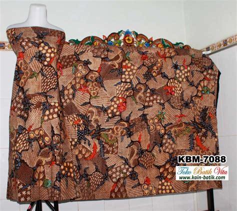 Kain Batik Katun Motif Madura batik madura tradisional kbm 7088 kain batik murah