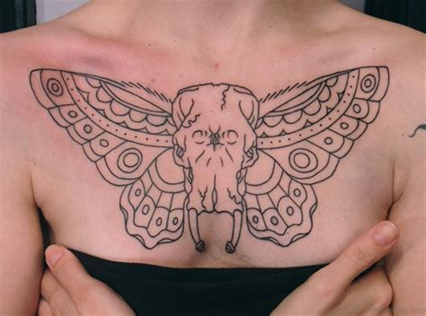 butterfly chest tattoo designs 69 most attractive butterfly tattoos for chest