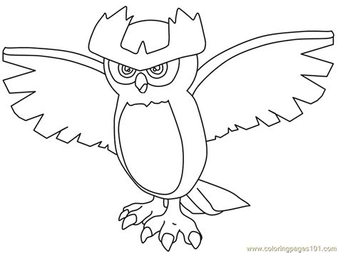 harry potter coloring pages owl free coloring pages