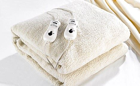 Cost Of Using Electric Blanket will using my electric blanket cost me the earth on my