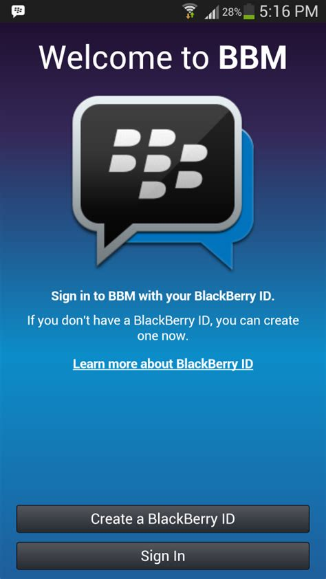 android release apk blackberry messenger bb leaked for android before official release date grind design and
