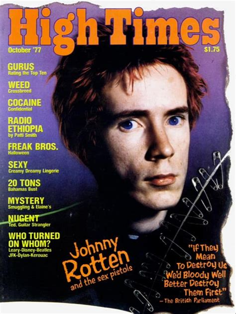 Best Magazine Covers For October by High History 500 Covers Of High Times Magazine 183 High Times