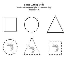 printable dr seuss cutting maths pinterest scissor