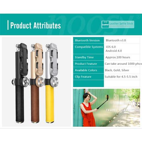 Tongsis Monopod Holder U Tongkat Narsis Selfie Stick 1 noosy leather selfie stick with detachable bluetooth remote shutter mini tripod fisheye lens and