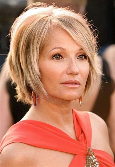 chin length fine thin round face 60 yr hairstyle chin length hairstyles beautiful hairstyles