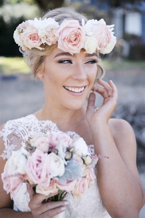 Vintage Wedding Hair Hshire by Beachy Bundeena Wedding Styled Shoot Modern Wedding