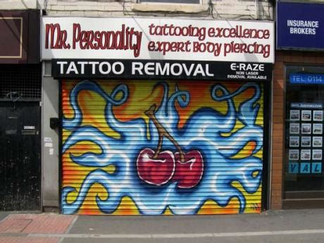 tattoo removal chesterfield mr personality laser removal