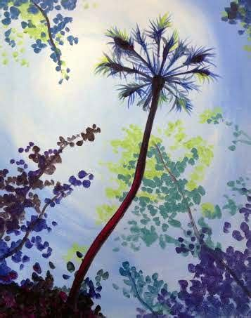 paint nite umami burger 83 best paintings taught at pnnash images on