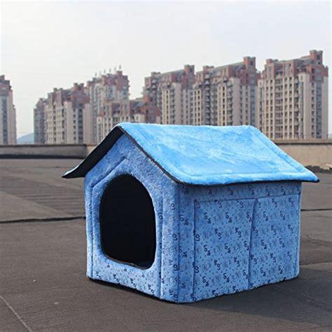 large dog house measurements pet dog house large dog bed cat bed pet nest dog kennel soft blue two size