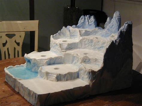 miniature mountain village platform platform mountain maquetas navide 241 as triplets
