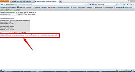 cara mencari bug gratisan cara mencari bug untuk internet gratis blog serba ada