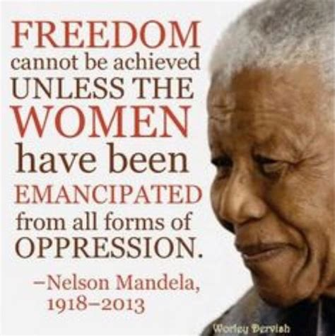 quotes about women and oppression in the elizabethan era 5 quotes that prove nelson mandela was a feminist nelson
