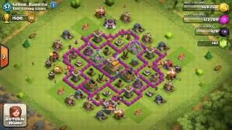 Th7 amazing trophy and farming bases coc blog