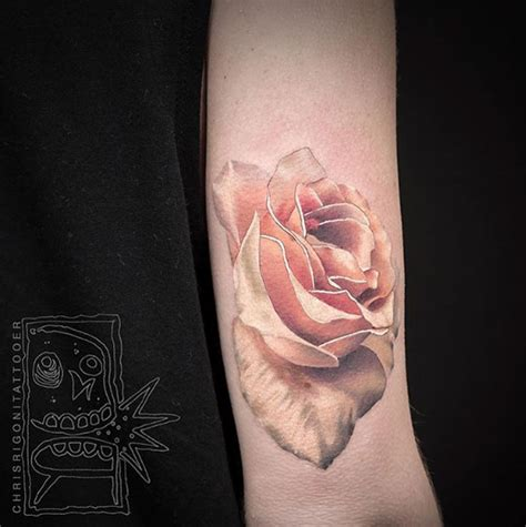 peach rose tattoo 70 gorgeous tattoos that put all others to shame