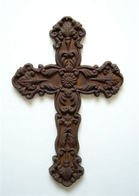 rustic cross tattoos best 25 wall crosses ideas on cross wall