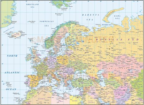 world vector maps  illustrator ai format large