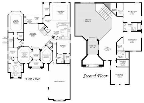 Toll Brothers Floor Plans Los Saguaros Floor Plan Toll Toll Brothers Home Floor Plans