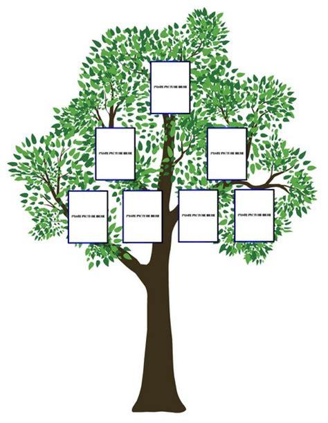 blank family tree template 3 generations blank family tree template 3 generations pictures reference