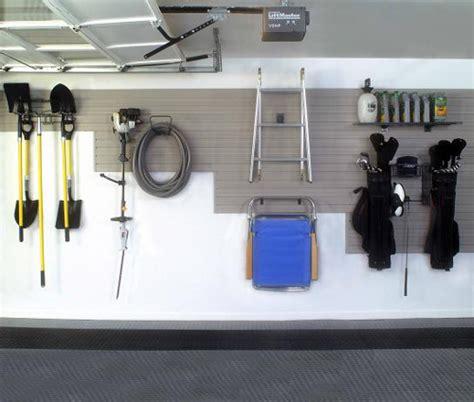 Garage Wall Organizer Grid System by Heavy Duty Storewall Garage Organizer Set Of 6 In Garage